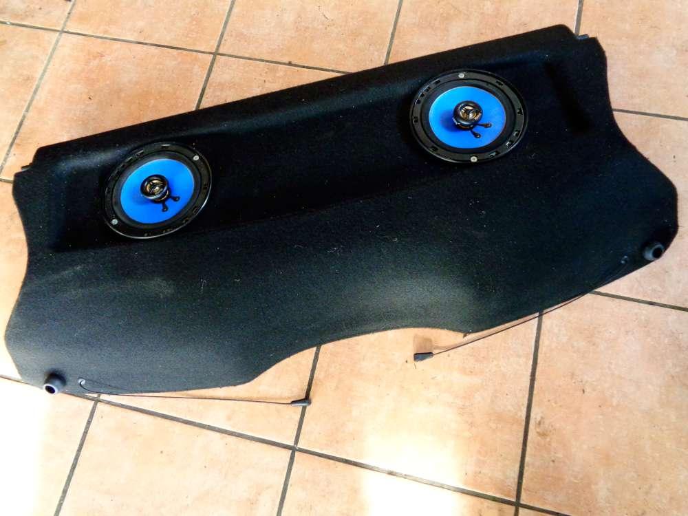 Ford Fiesta Hutablage Laderaumabdeckung Abdeckung Kofferraum
