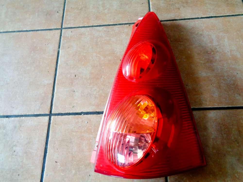 Peugeot 107 Bj:2008 Rückleuchte Rücklicht Heckleuchte Rechts 81550-0H040