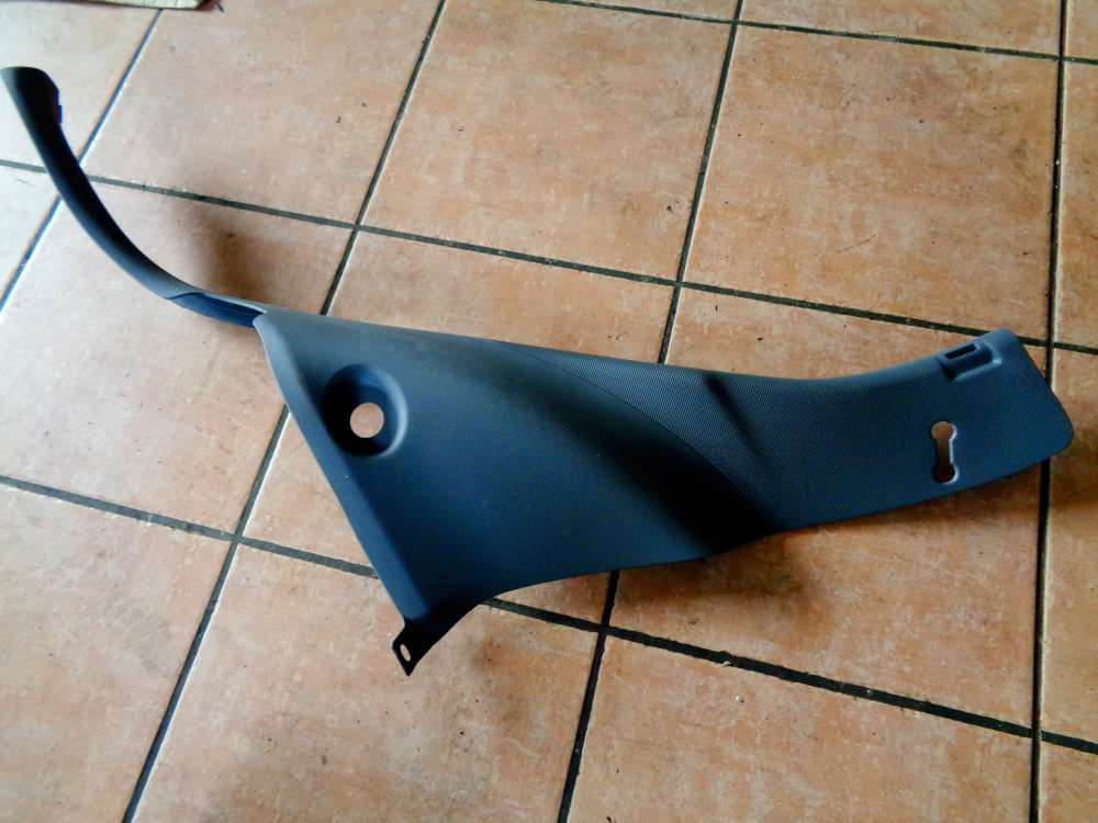 Peugeot 107 Bj:2008 C-Säule Verkleidung innen Hinten Rechts 62551-0H010