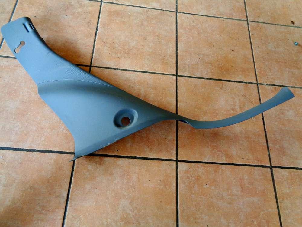 Peugeot 107 Bj:2008 C-Säule Verkleidung innen Hinten Links 62552-0H010
