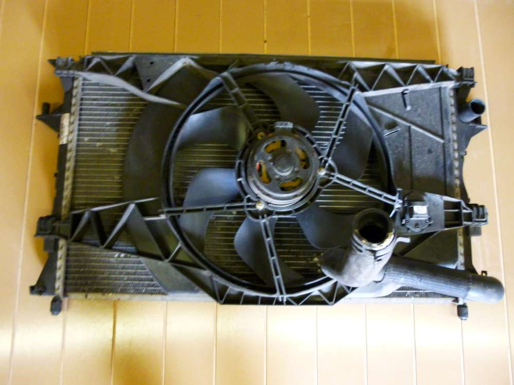 Renault Espace 4 IV Bj 2004 Wasserkühler Kühler 8200008765
