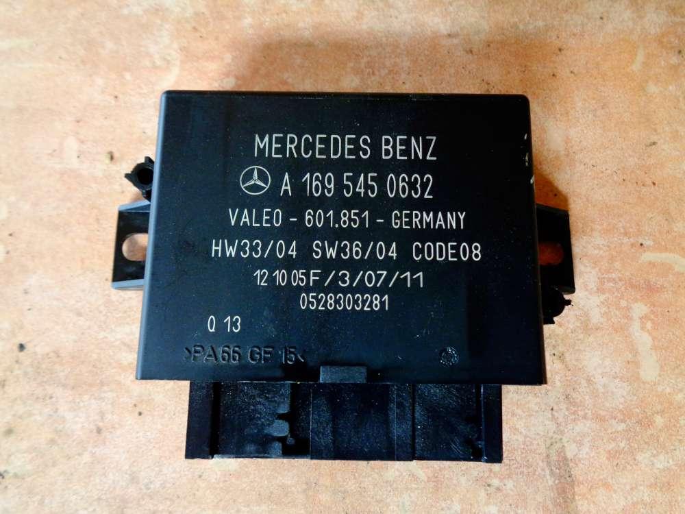 Mercedes W169 A-Klasse A180 CDI Bj:2005 Avantgarde Parktronic PDC Steuergerät A1695450632