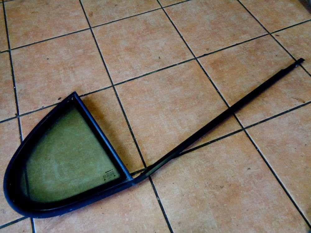 Seat Leon 1M Bj 2001 Dreieckscheibe Seitenscheibe Scheibe Hinten Rechts
