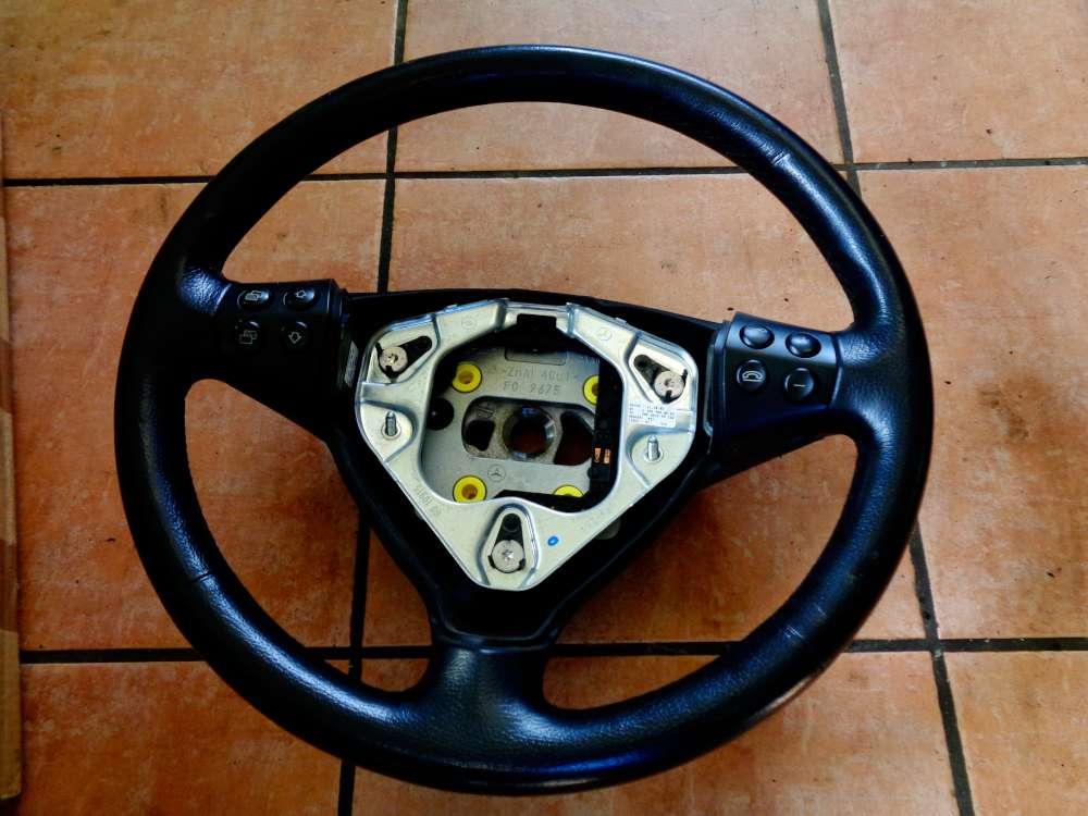 Mercedes W169 A-Klasse A180 Bj:05 Lenkrad Leder Lederlenkrad 1694600503