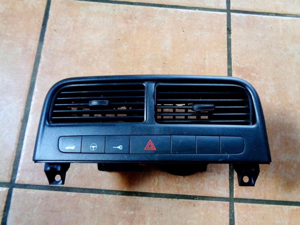 Fiat Punto 199 Bj:2008 Luftgitter Luftdüsen Schalterleiste 735386328