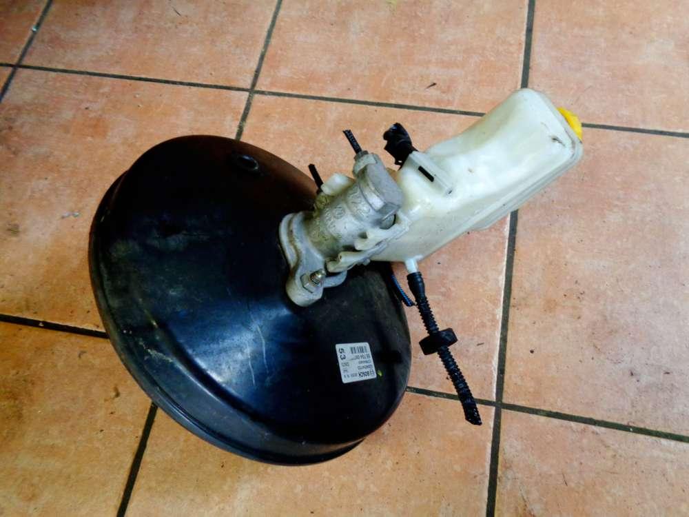 Fiat Punto 199 Bj:2008 Bremskraftverstärker Hauptbremszylinder 55704097