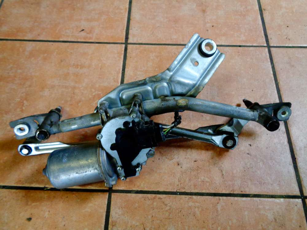 Fiat Punto 199 Wischermotor mit Gestänge Vorne 404978