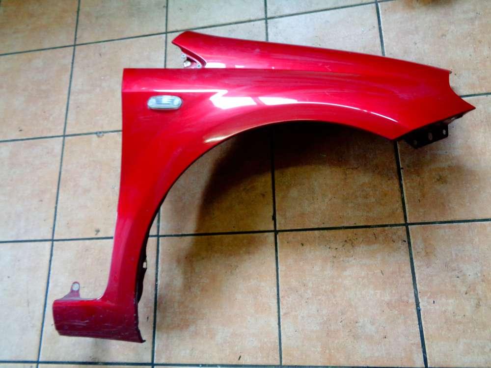 Fiat Punto 199 Bj:2008 Kotflügel Vorne Rechts Rot