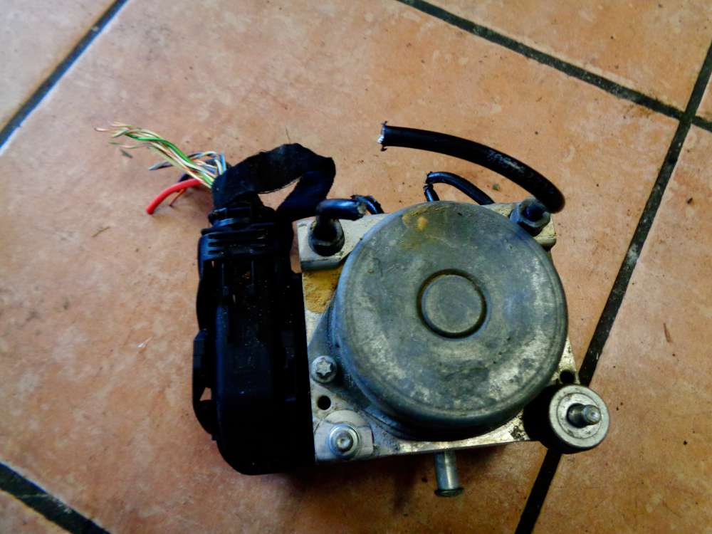 Fiat Punto 199 Bj:2008 Hydraulikblock ABS Steuergerät 51798104 0265800690