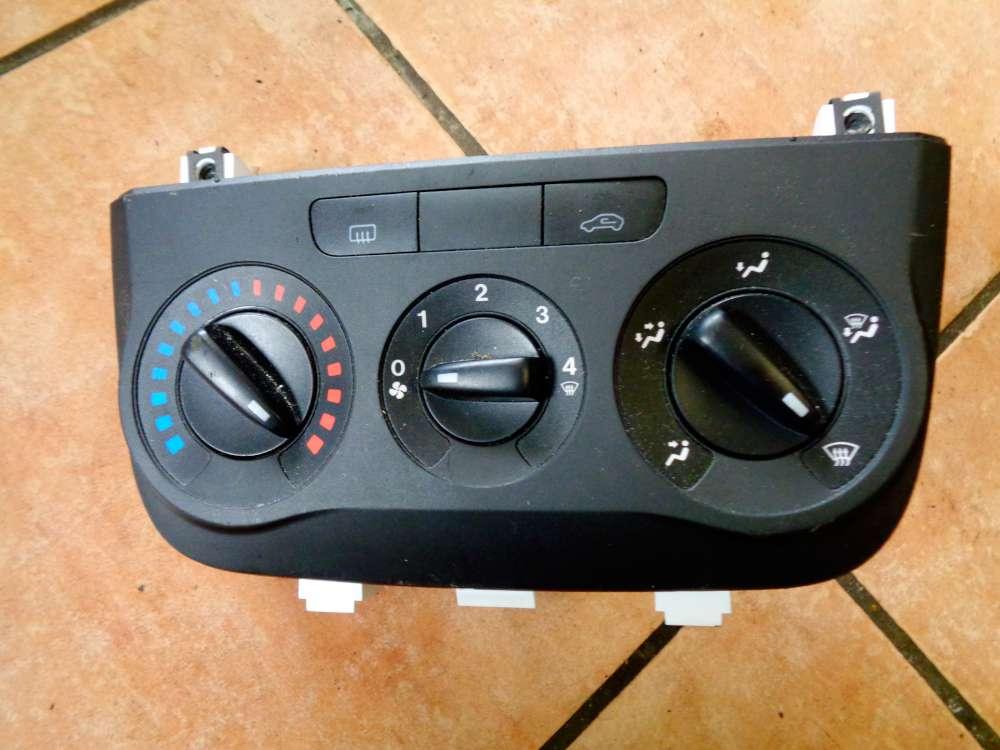 Fiat Punto 199 Bj:2008 Heizungsbedienteil Klima 7354197950