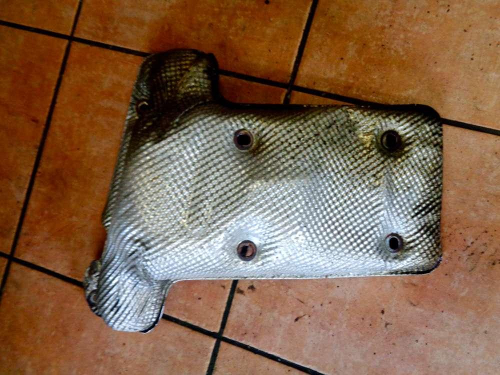 Fiat Punto 199 Bj:2008 Abdeckung Katalysator
