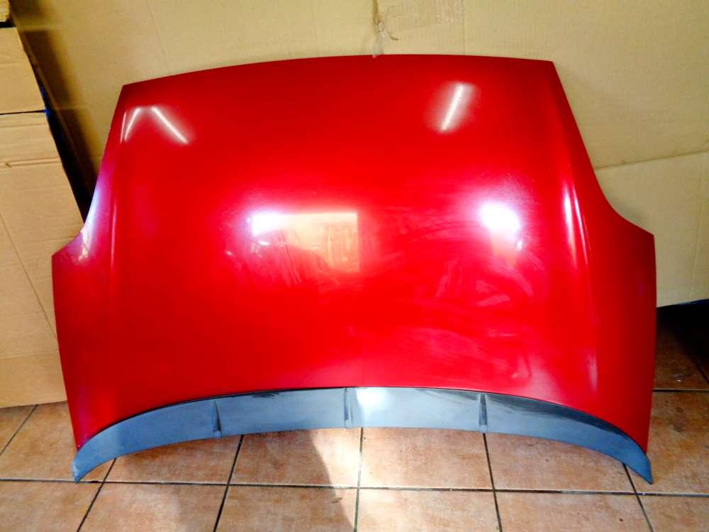 Fiat Punto 199 Bj:2008 3 Türer Motorhaube Rot 153/A