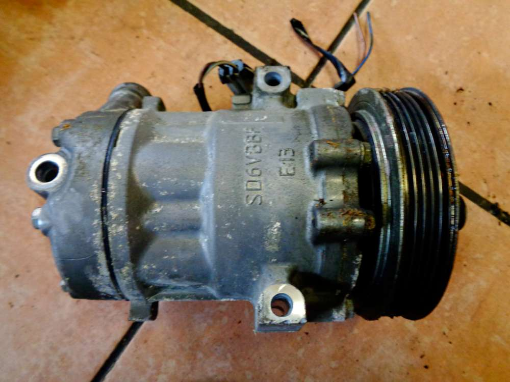 Opel Corsa C 1.2 Bj:2007 Klimakompressor 24461719  / 1447F