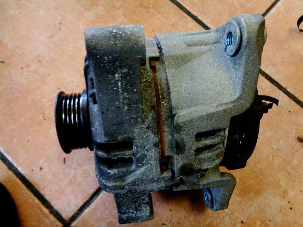 Opel Corsa C 1.2 Bj:2007 Lichtmaschine Generator 0124425021 55556068
