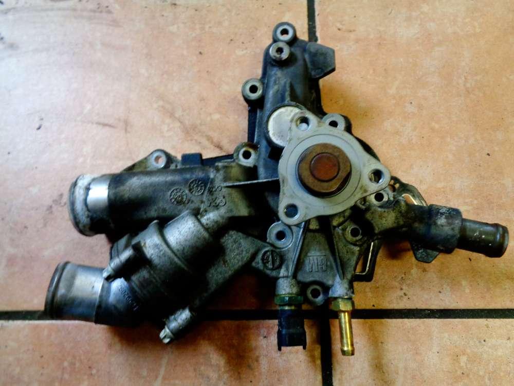 Opel Corsa C 1.2 Bj:2010 Wasserpumpe Pompa 24469103