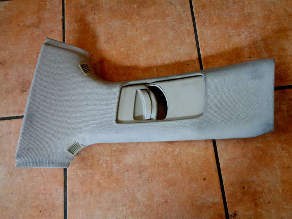 Audi A6 4B Bj:1998 Verkleidung B-Säule mit Innenraumüberwachung Sensor Links 4B0867243 4B0951177