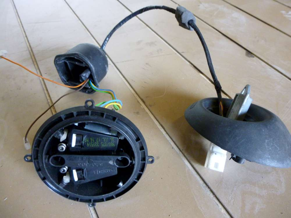 Renault Megane Bj:2001 Außenspiegel Stellmotor Links 520/306/90D13349002