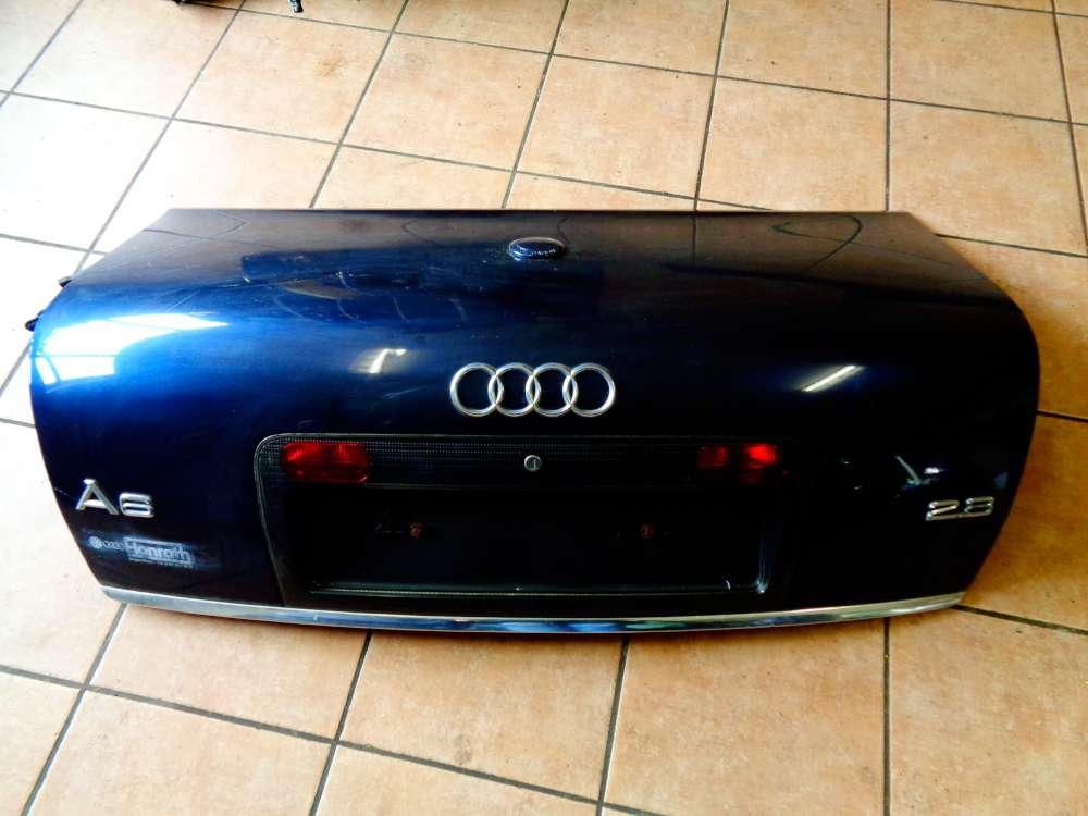 Audi A6 4B Bj:1998 5Türer Heckklappe Kofferraumdeckel EuropaBlau LZ5T