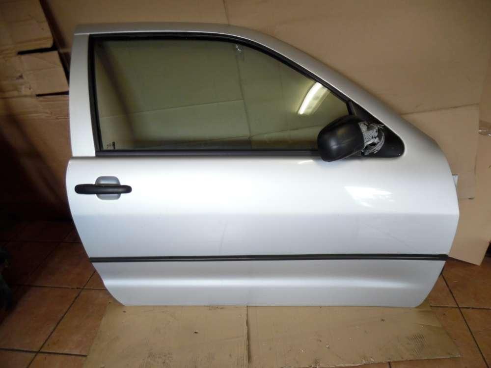 Seat Ibiza 6K Bj:2001 3 Türer Tür Vorne Rechts Silber Farbecode: L57N