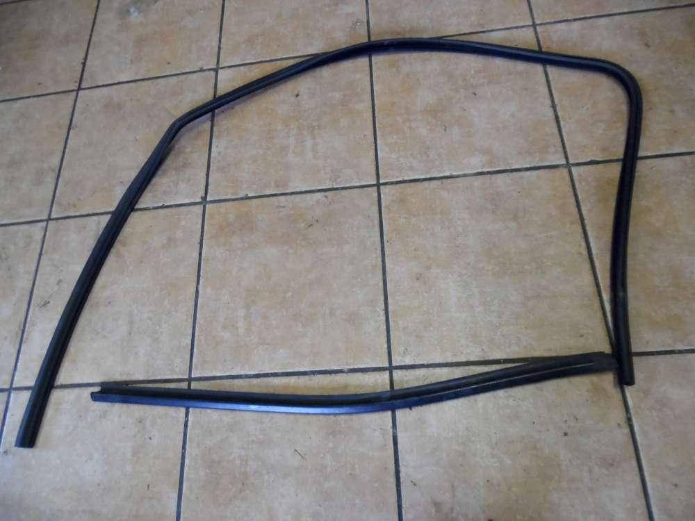 Opel Corsa C Bj:2007 Türdichtung Türgummi Fensterdichtung Vorne Rechts 09113400