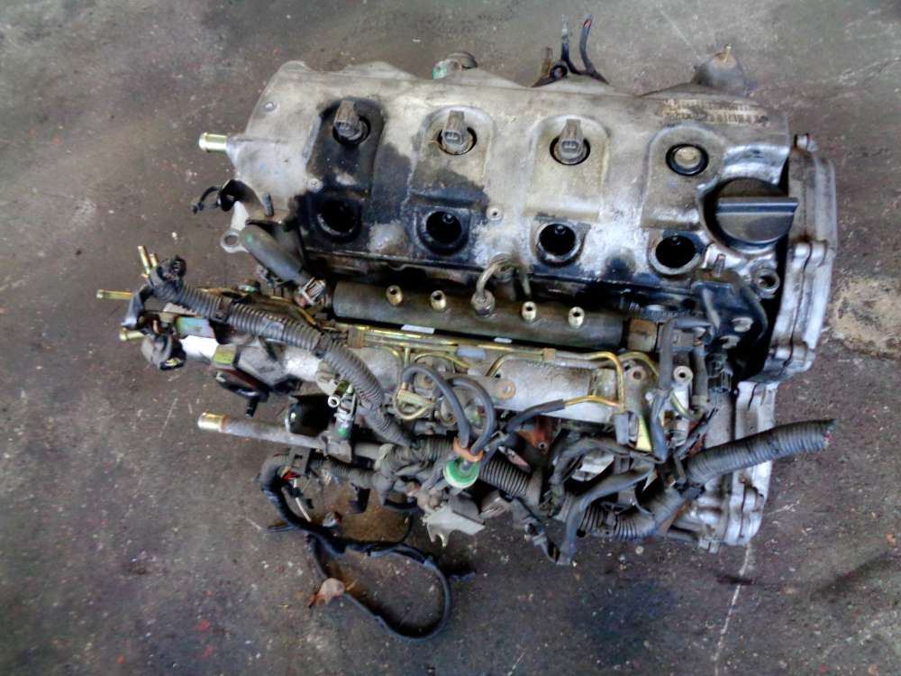 Nissan Primera P12 2,2 DI Bj:03 Motor Diesel KW 93 140015M300