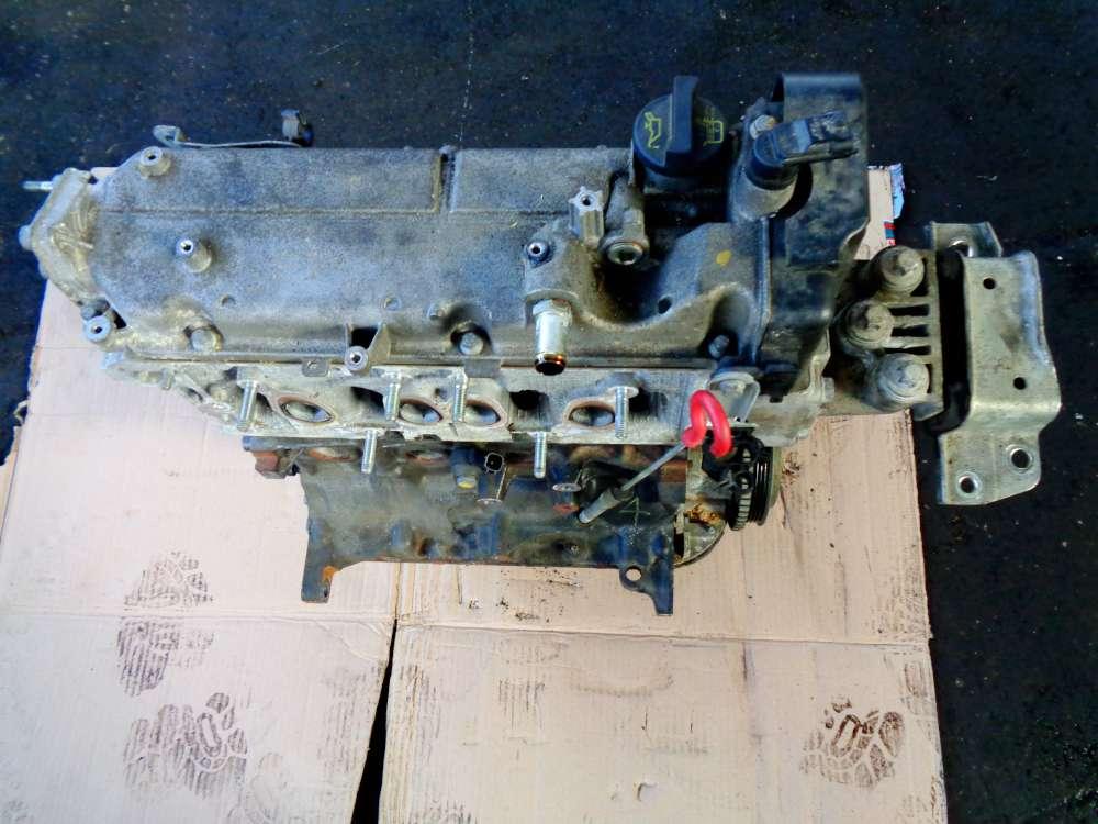 Fiat Punto 199 Bj:2008 1,2L Benzinmotor Motor Zylinderkopf Block 71927 KM 55211741 55195018
