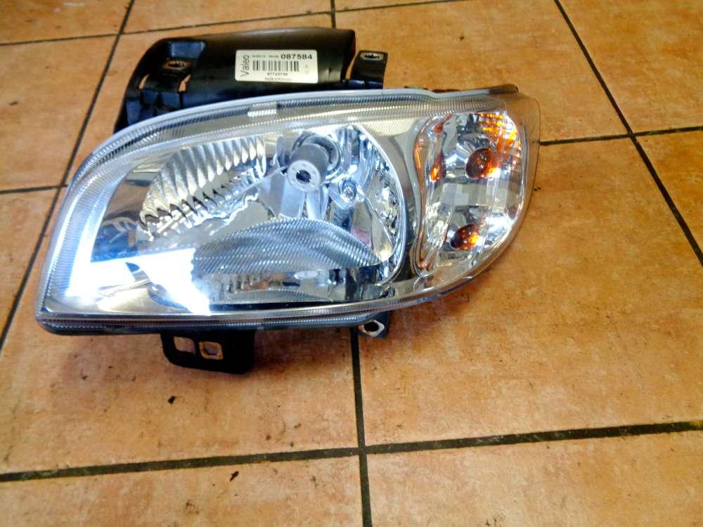 Seat Ibiza 6K Bj:2001 Scheinwerfer links 087584 Valeo