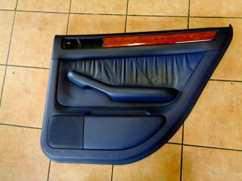 Audi A6 4B Bj:1998 Leder  Türverkleidung Hinten Rechts 4B0863982