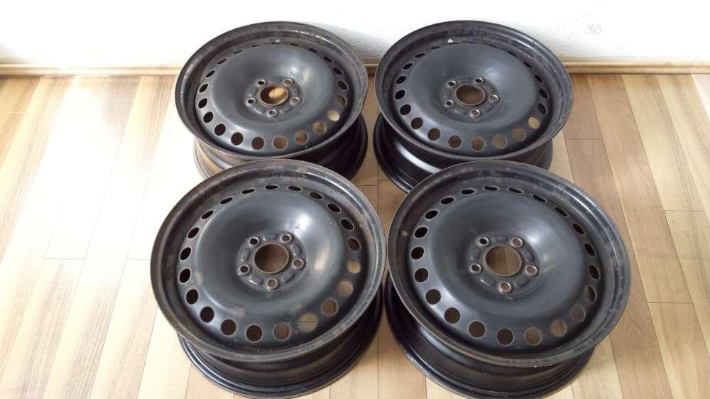 4 x Stahlfelgen Ford Mondeo ,Focus ,C-Max   6,5Jx16   ET:52,5   5 Loch