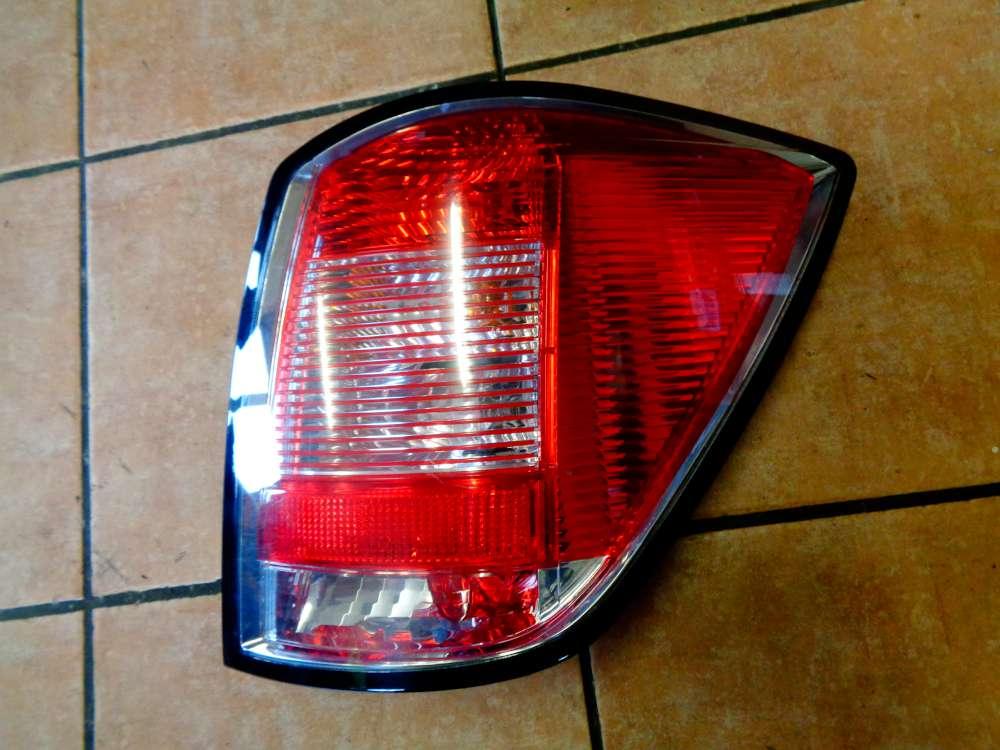 Opel Astra H Kombi Original Bj:2009 Rückleuchte Heckleuchte Rechts 417202 13223674