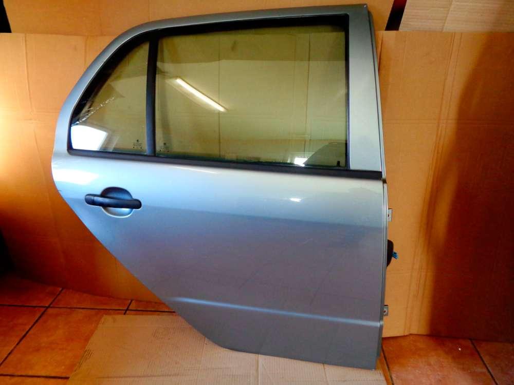 Skoda Fabia 6Y2  Limosine Bj:2002 5-Türer Tür Hinten Rechts Farbe: 9151