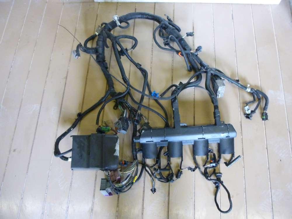 Renault Espace Bj.2004 Motorkabelbaum mit Sicherungskasten 8200272453