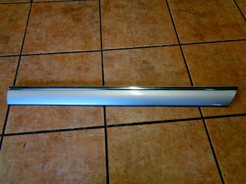 Mercedes S-Klasse W220 Bj:03 Zierleiste Türe Hinten Links Silber Farbcode: C744 A2207305935