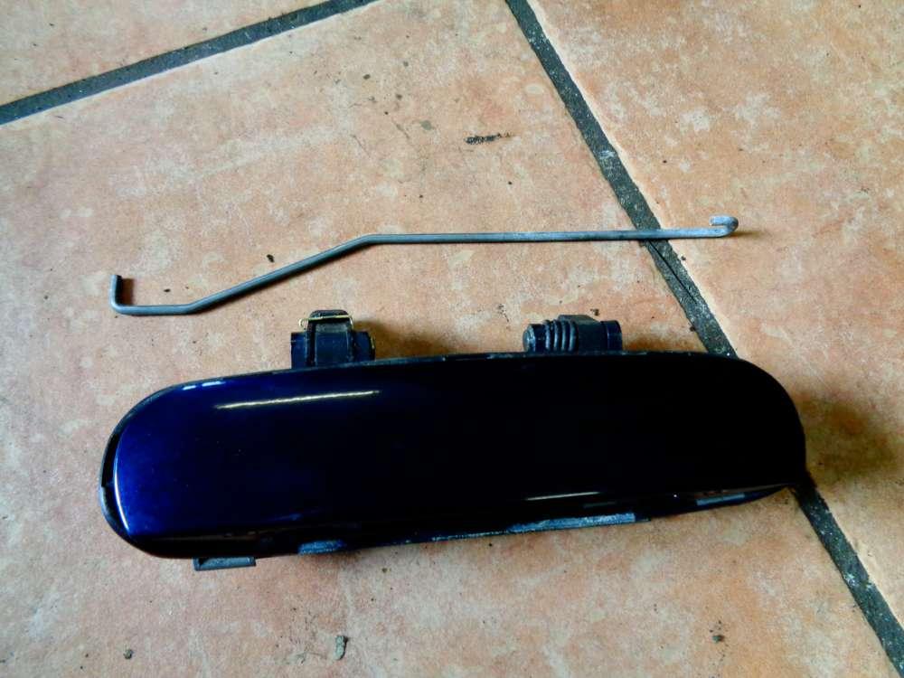 Audi A6 4B Kombi Bj:1998 Türgriff Griff aussen Hinten Rechts Blau 4B2837886A