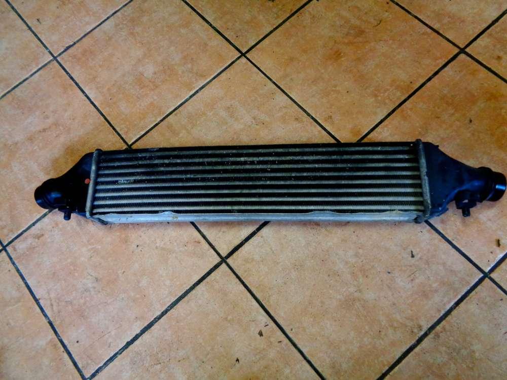 Opel Corsa D 1.7 Bj:2008 Ladeluftkühler kühler Intercooler 55702171