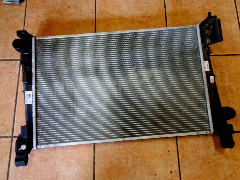 Opel Corsa D 1.7 Bj:2008 Kühler Wasserkühler
