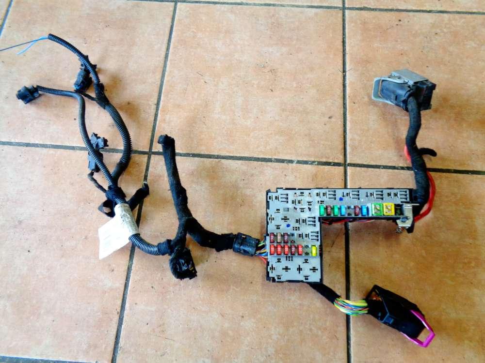 Opel Corsa D Bj:2008 Sicherungskasten Abdeckung Batterie 13252940