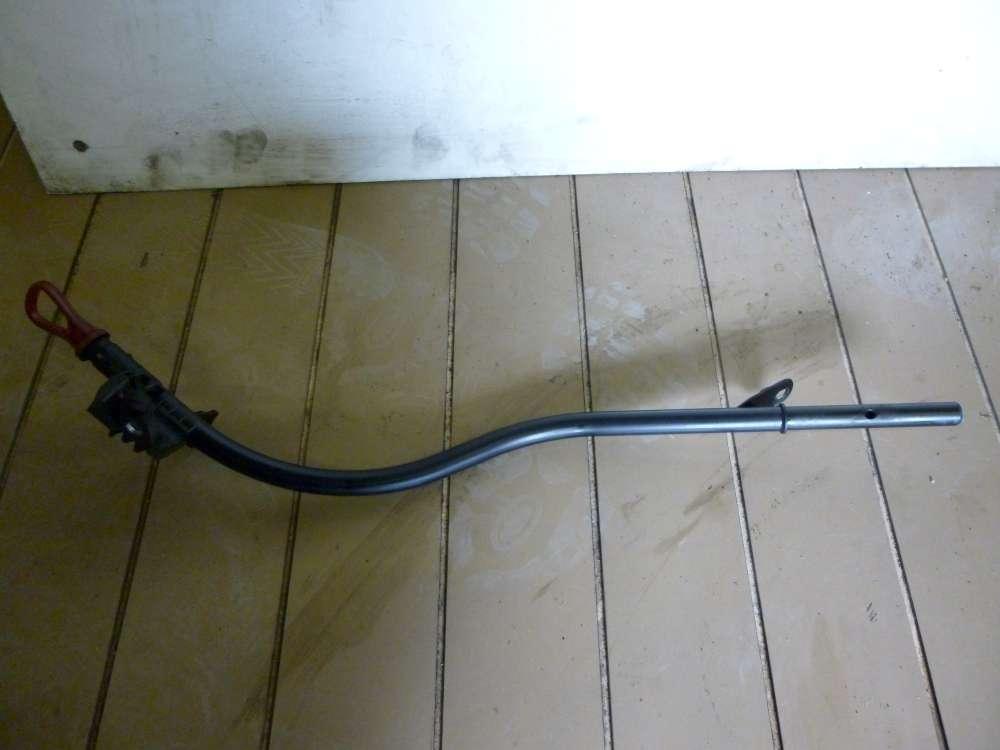 BMW 320 Bj.2006 Ölmessstab Stab Führungsrohr 7794615