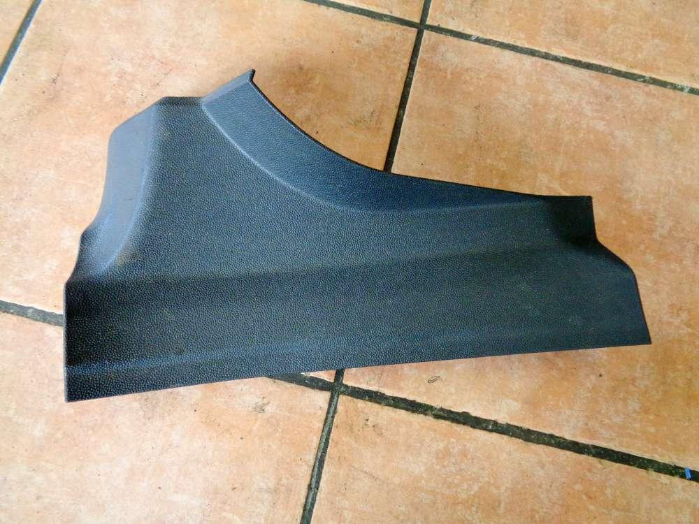 Opel Corsa D Verkleidung Abdeckung Einstieg Hinten Links 13196695