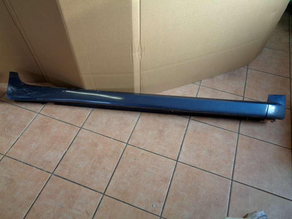Opel Corsa D 5 Türer Bj:2008 Seitenschweller Links 13245810 Blau Metro Z168