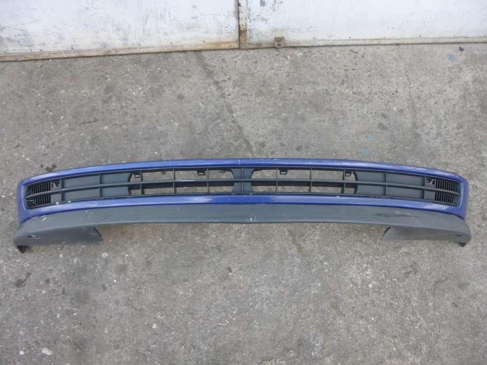VW Polo 6N Bj:1999 Stoßfänger Stoßstange 6N0805903 vorne unten Farbe Blau