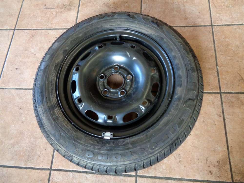 Stahlfelgen mit Reifen Skoda Fabia 6Y 165/70R14 81T 6Q0601027H