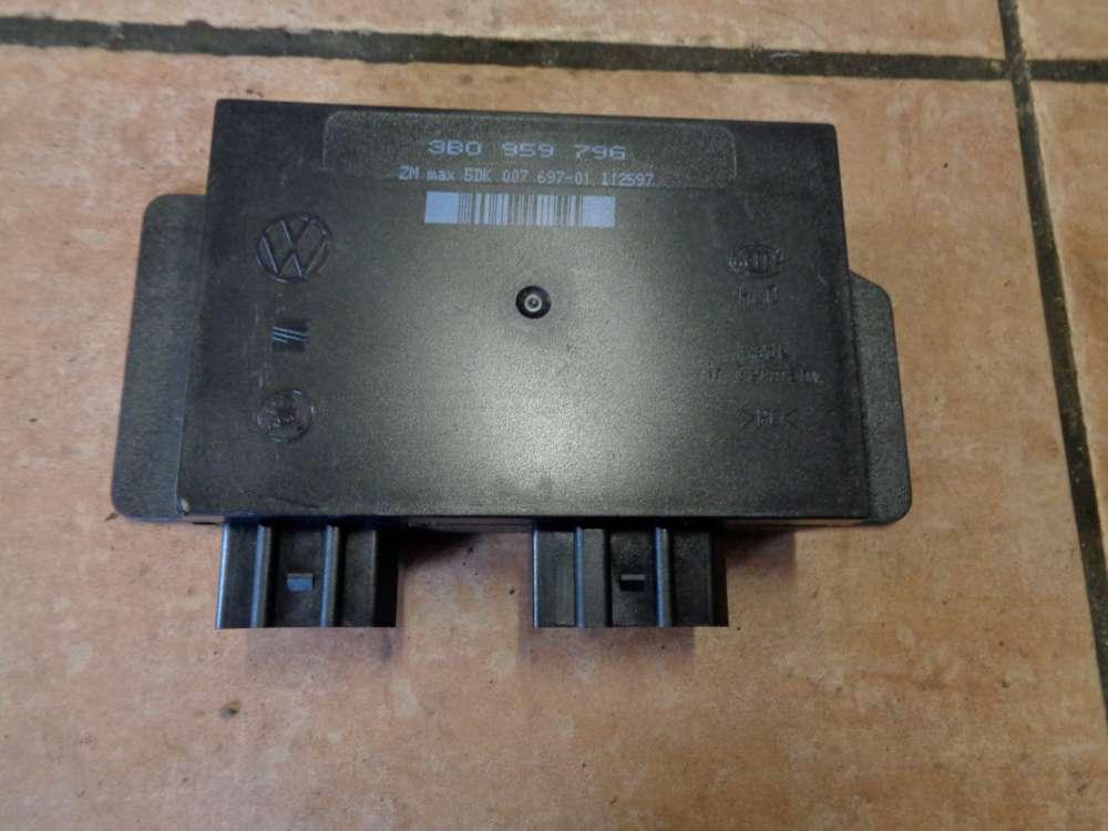 VW Passat 3B Bj:1997 Komfortsteuergerät 3B0959796