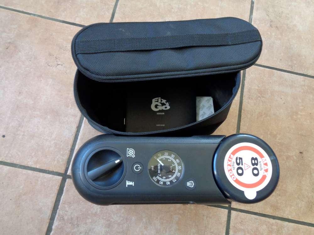 Reifen Pannenset Fix & GoTire Repair Reparatur Reifenpannenset kompressor mit Dichtmittel TEK 5 FIX & G