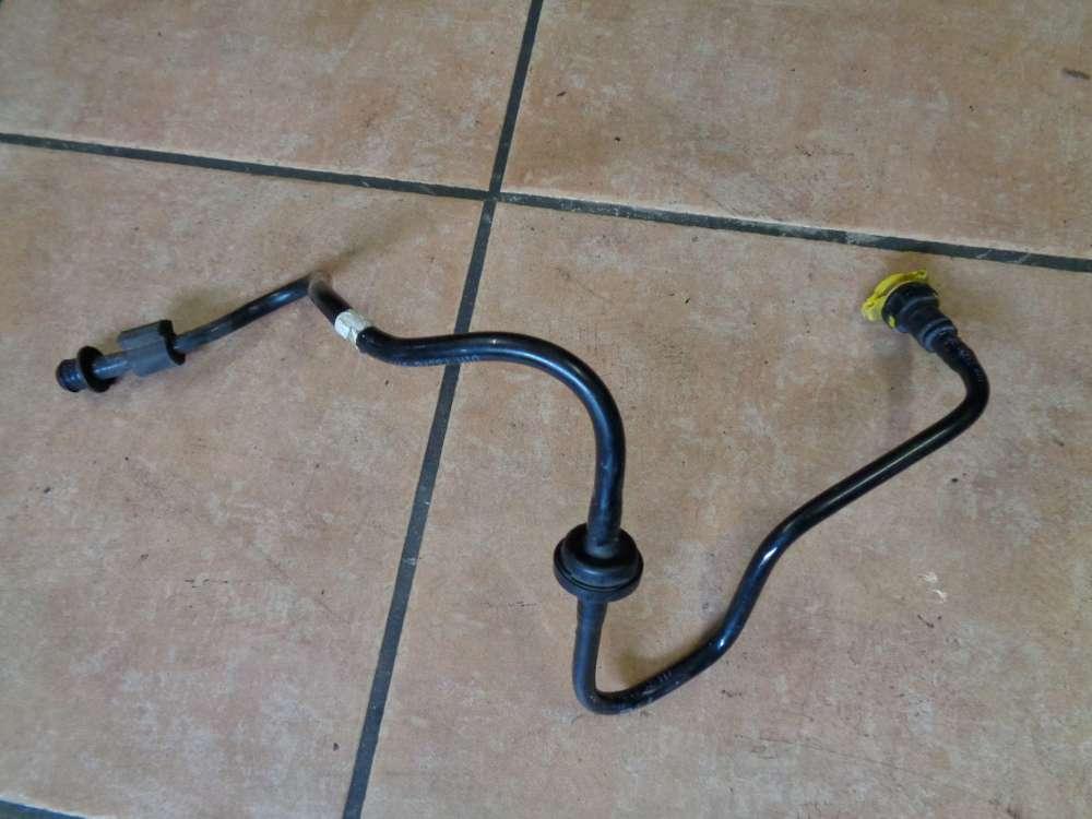Opel Astra H 1.7 CDTI Bj:2008 Kraftstoffleitung Kraftstoff Schlauch Rohr Abgas