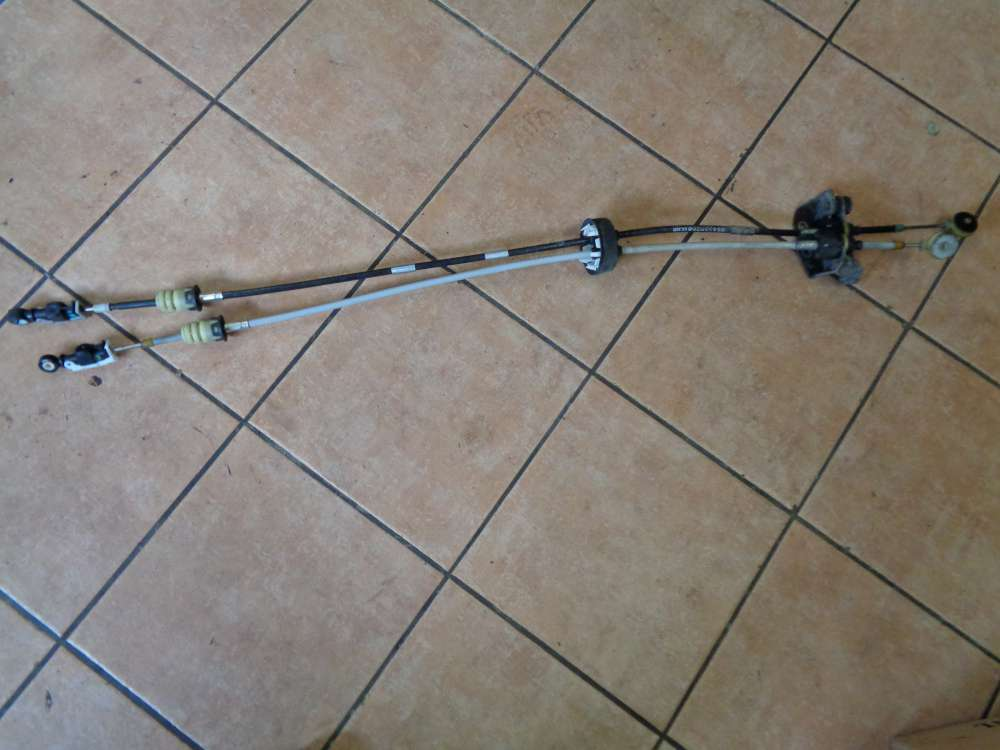 Opel Astra H Bj:2008 Schaltseil Schaltgestänge Getriebe Seilzug Schaltung GM 55350266