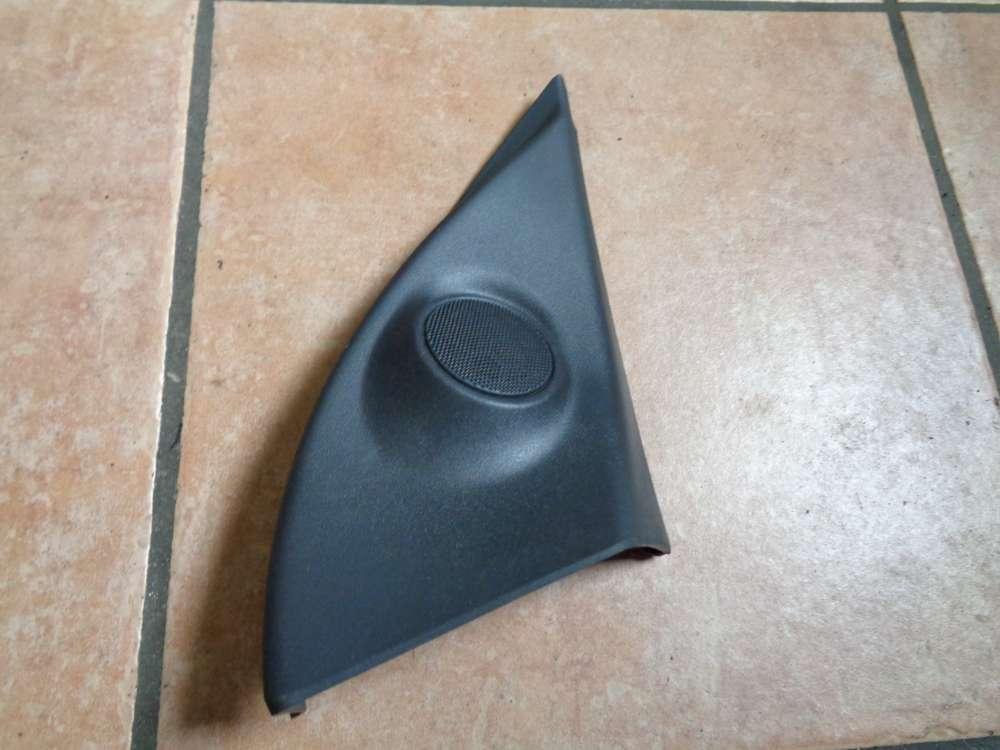 Opel Astra H Bj:2008 Verkleidung Abdeckung Lautsprecher Hochtöner Vorne Rechts 24468438