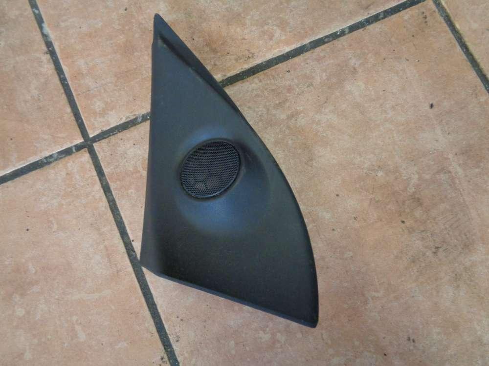 Opel Astra H Bj:2008 Verkleidung Abdeckung Lautsprecher Hochtöner Vorne Links 24468437
