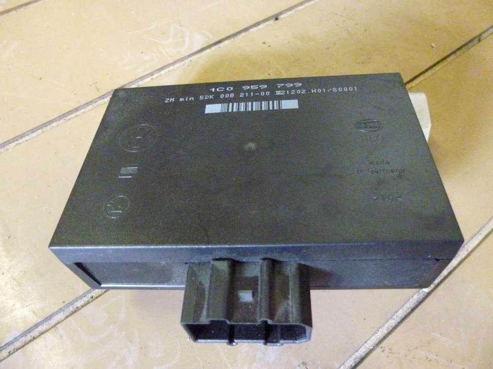 VW Skoda Octavia Bj:2002 Steuergerät / Komfortsteuergerät  1C0959799  Diesel 1,9
