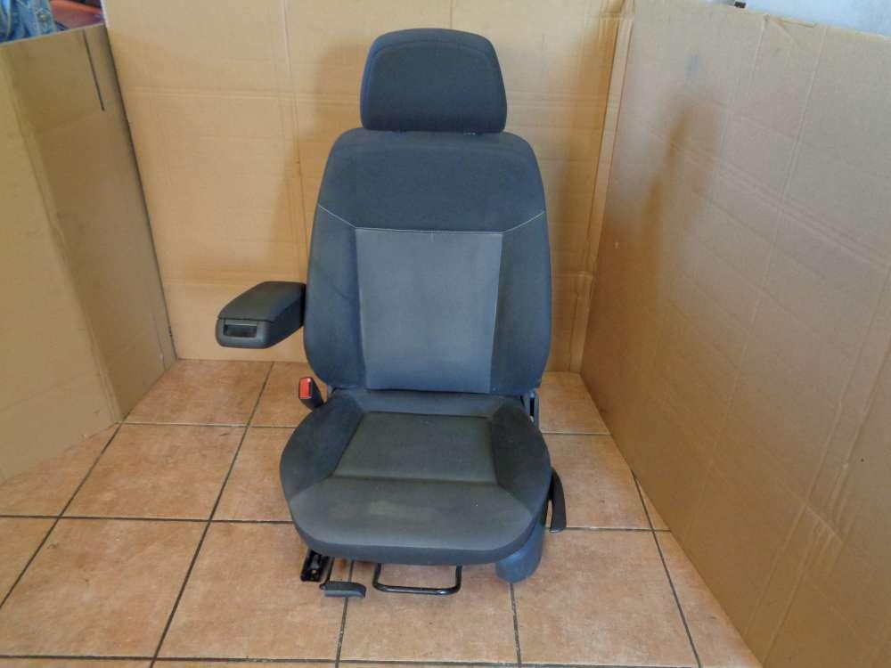 Opel Astra H Kombi Bj:08 Fahrersitz Sitz Vorne Links mit Airbag